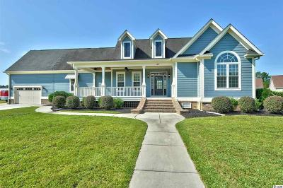 Myrtle Beach Single Family Home For Sale: 141 Chapel Ridge Circle
