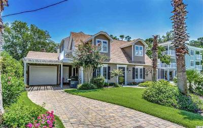 North Myrtle Beach Single Family Home For Sale: 1503 S Hillside Dr.