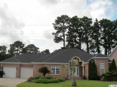 Myrtle Beach Single Family Home For Sale: 3773 Bentley Ct.