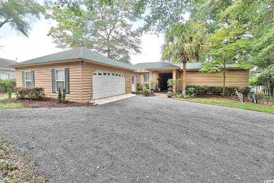 Myrtle Beach Single Family Home For Sale: 1042 Waterway Ln.