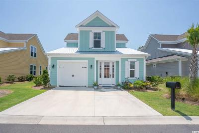 North Myrtle Beach Single Family Home For Sale: 5308 Sea Coral Way