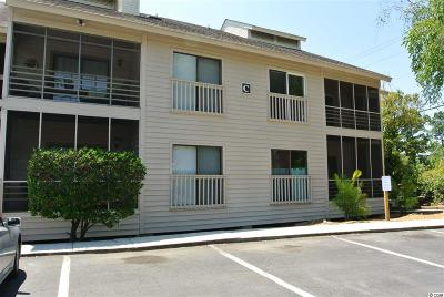 Surfside Beach Condo/Townhouse For Sale: 1356 Glenns Bay Rd. #204-C