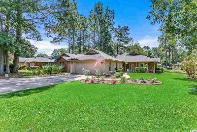 Myrtle Trace Single Family Home For Sale: 118 Boxwood Ln.