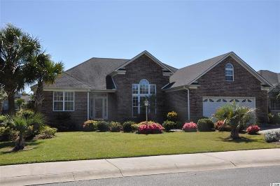 North Myrtle Beach Single Family Home For Sale: 515 Sea Island Way