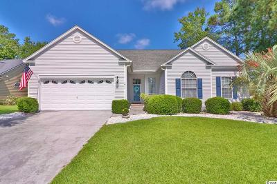 Murrells Inlet Single Family Home For Sale: 1411 Sedgefield Dr.