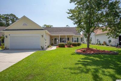 Murrells Inlet Single Family Home For Sale: 1432 Winged Foot Ct.