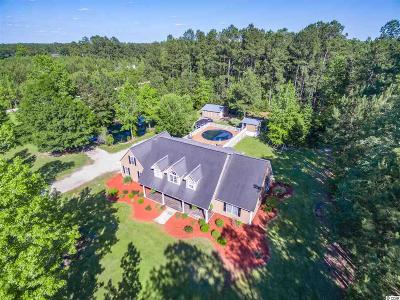 Galivants Ferry Single Family Home Active Under Contract: 4747 Page Rd.