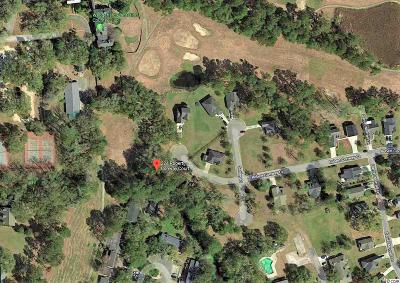 Georgetown County Residential Lots & Land For Sale: 221 Robert Conway Ct.