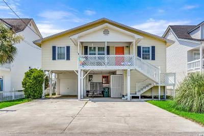 North Myrtle Beach Single Family Home For Sale: 329 59th Ave. N