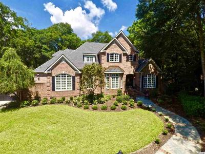 Murrells Inlet Single Family Home For Sale: 4494 Richmond Hill Dr.