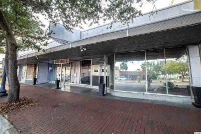 Horry County Commercial For Sale: 803-A Main St.