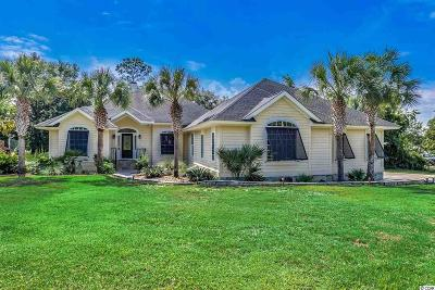 Horry County Single Family Home For Sale: 9327 Cove Dr.