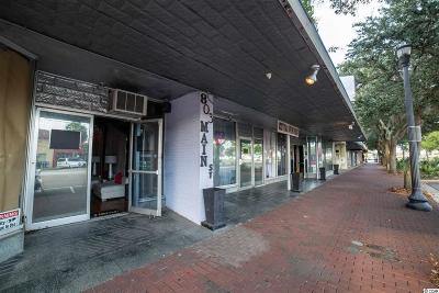 Horry County Commercial For Sale: 803-B Main St.