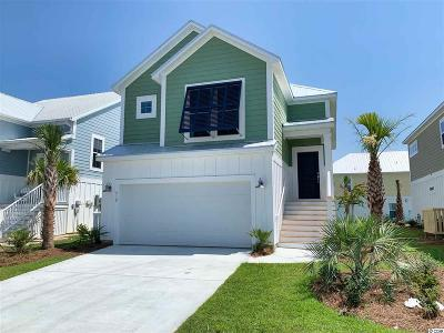 Murrells Inlet Single Family Home For Sale: 512 Chanted Dr.
