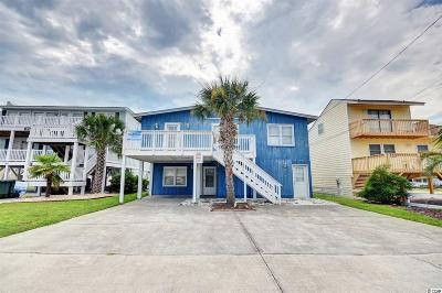 North Myrtle Beach Single Family Home For Sale: 211 55th Ave. N