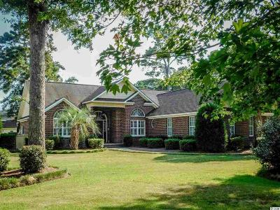 Horry County Single Family Home For Sale: 419 Wildwood Dunes Trail
