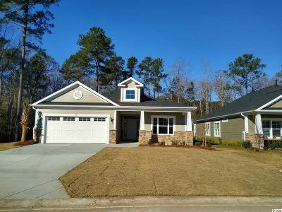 Murrells Inlet Single Family Home Active Under Contract: 660 Elmwood Circle