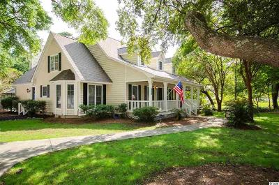 Murrells Inlet Single Family Home For Sale: 515 Hammock Ave.