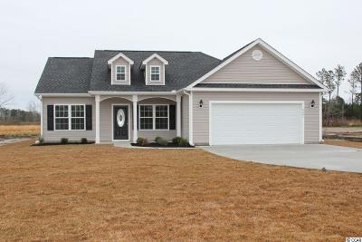 Loris SC Single Family Home Active Under Contract: $181,300
