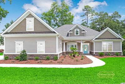 North Myrtle Beach Single Family Home Active Under Contract: 1507 Surf Estates Way