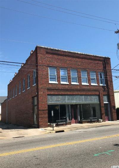 Horry County Commercial Active Under Contract: 1014 4th Ave.