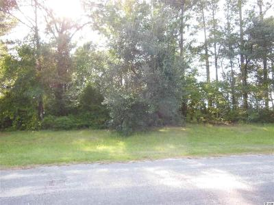 Aynor SC Residential Lots & Land For Sale: $29,000