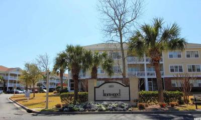 North Myrtle Beach Condo/Townhouse Active Under Contract: 5801 Oyster Catcher Dr. #211