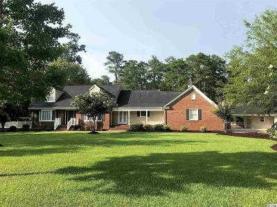 Loris Single Family Home For Sale: 1075 Fox Bay Rd.