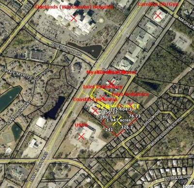 Georgetown County Residential Lots & Land For Sale: 92 Bandage Ct.