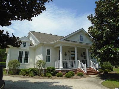 Pawleys Island Single Family Home For Sale: 62 Cottage Ct.