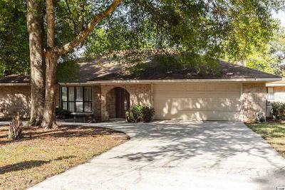 North Myrtle Beach Single Family Home For Sale: 500 8th Ave. N