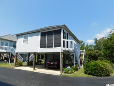North Myrtle Beach Single Family Home Active Under Contract: 820 9th Ave. S