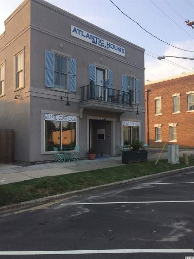 Georgetown County Commercial For Sale: 109 And 111 Screven St.