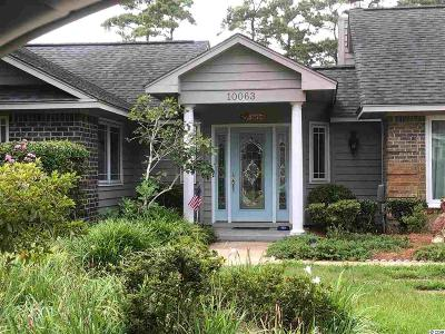 Myrtle Beach Single Family Home For Sale: 10063 Washington Circle