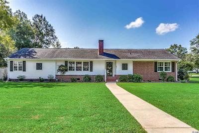 Conway Single Family Home For Sale: 305 Jackson Ln.