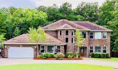 Myrtle Beach Single Family Home For Sale: 5993 Friendship Ln.
