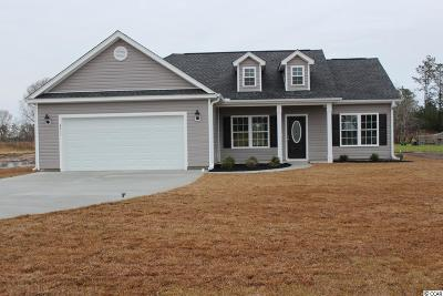 Loris SC Single Family Home For Sale: $179,150