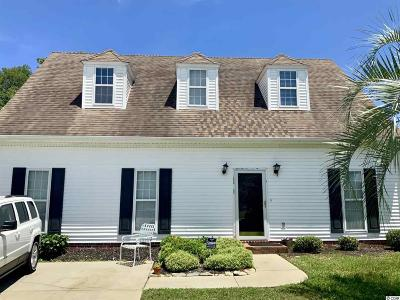 North Myrtle Beach Single Family Home For Sale: 1028 Mount Vernon Dr.