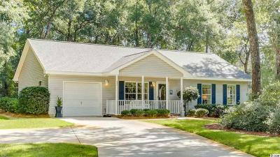 Pawleys Island Single Family Home For Sale: 81 Wicklow Way