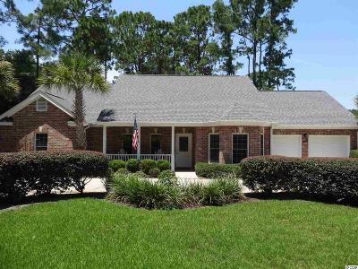 Pawleys Island Single Family Home For Sale: 324 Savannah Dr.