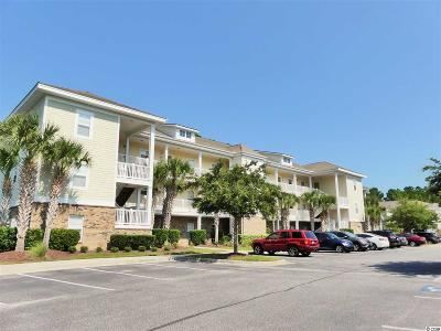 North Myrtle Beach Condo/Townhouse For Sale: 6253 Catalina Dr. #335