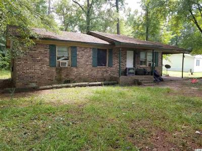 Conway Single Family Home Active Under Contract: 7139 Horseshoe Circle
