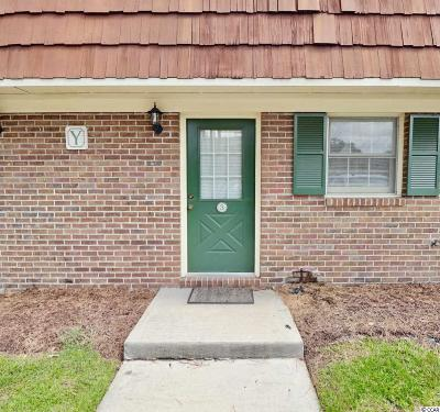 Conway Condo/Townhouse For Sale: 1025 Carolina Rd. #Y3