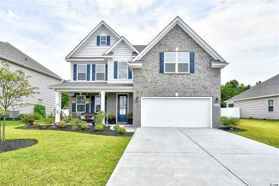 Myrtle Beach Single Family Home For Sale: 5121 Stockyard Loop