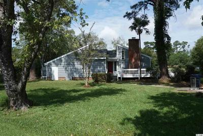 Myrtle Beach Single Family Home For Sale: 3556 Lighthouse Way