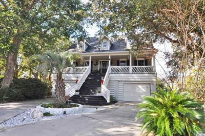 Murrells Inlet Single Family Home For Sale: 728 Wedgewood Dr.