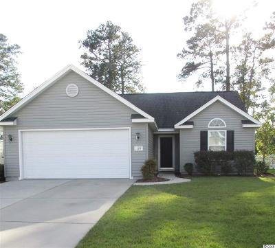 Myrtle Beach Single Family Home For Sale: 139 River Reach Dr.