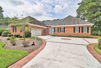 Pawleys Island Single Family Home For Sale: 230 Fairway Ln.