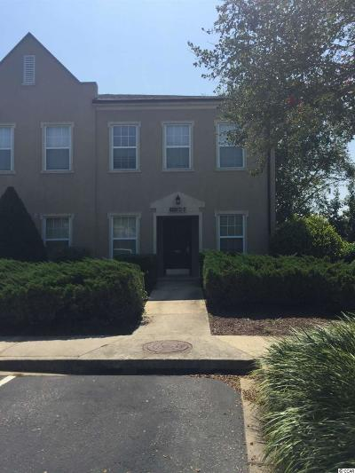 Myrtle Beach Condo/Townhouse For Sale: 4504 Alisa Ct. #F