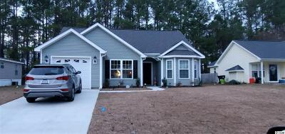 Conway Single Family Home For Sale: 3805 Mayfield Dr.